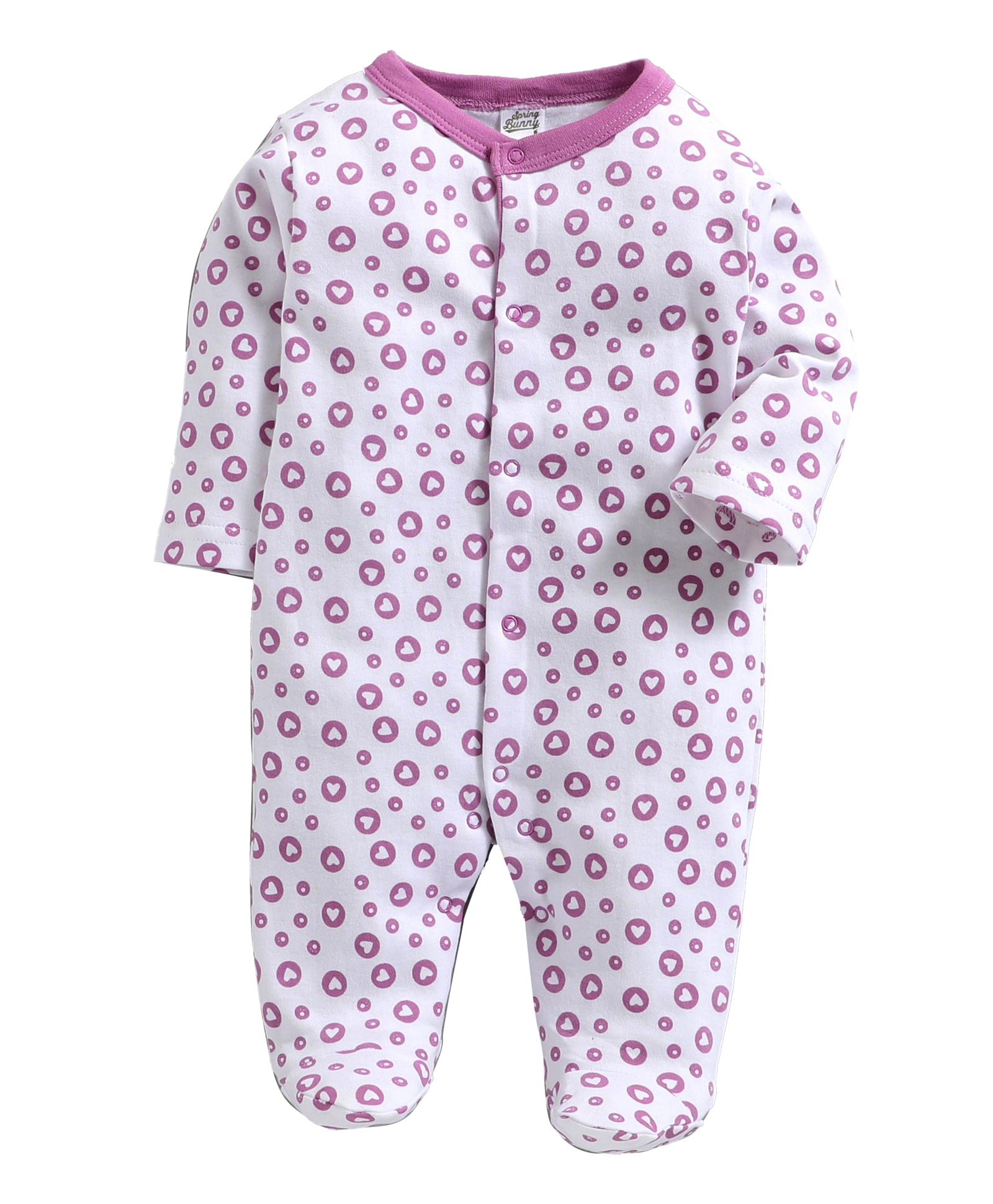 Baby  ' Grace ' Pink Snuggy