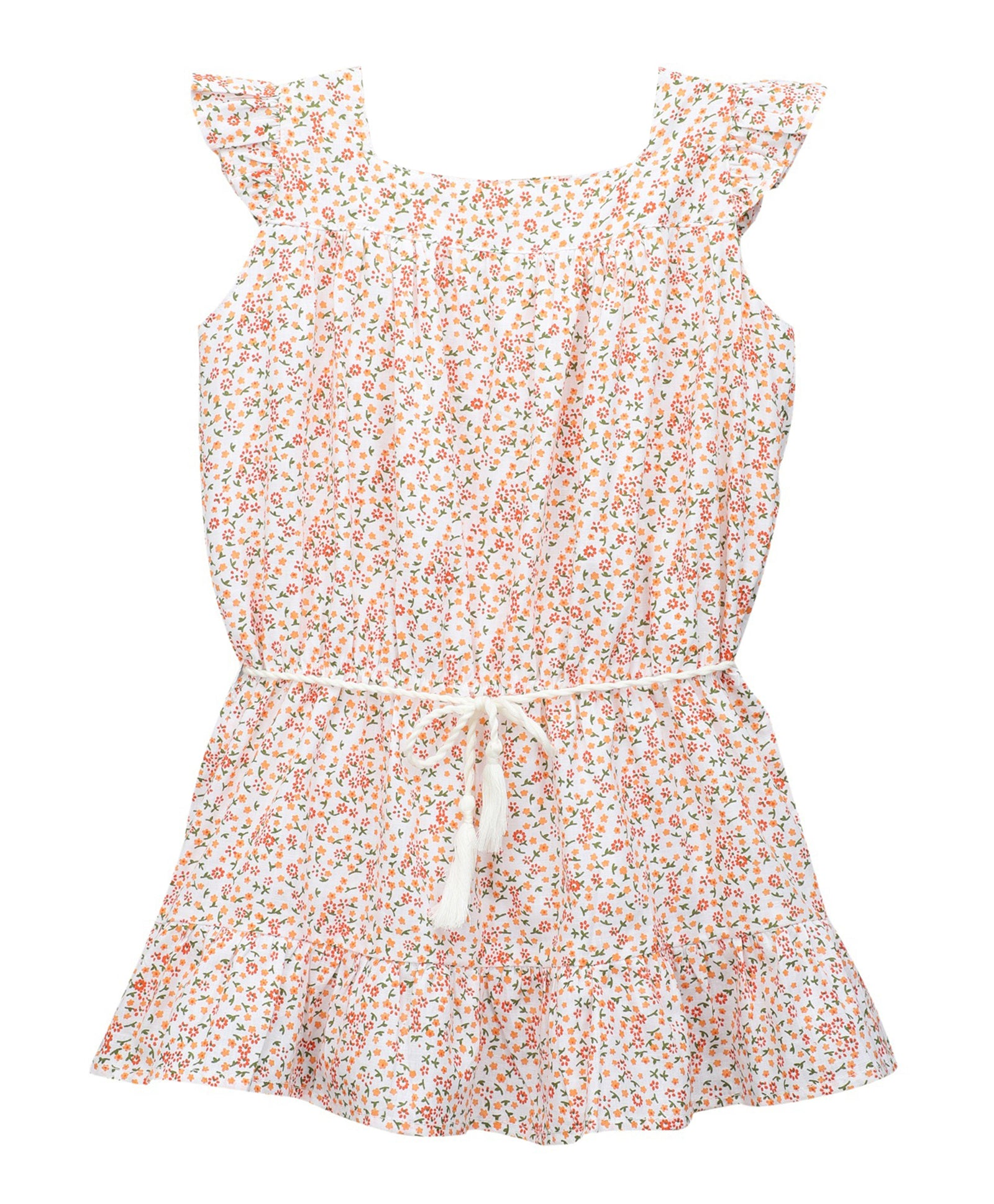Toddler Girl ' Everly ' Printed Dress