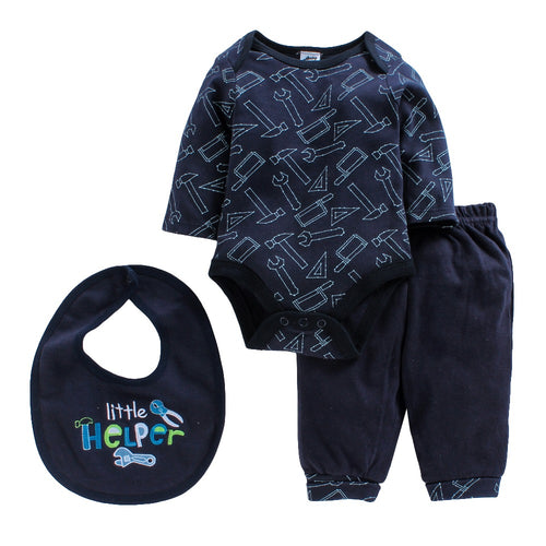 Baby Boy 'Little Helper' Set