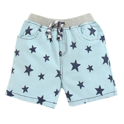 Toddler Boy 'Slam Star' Shorts