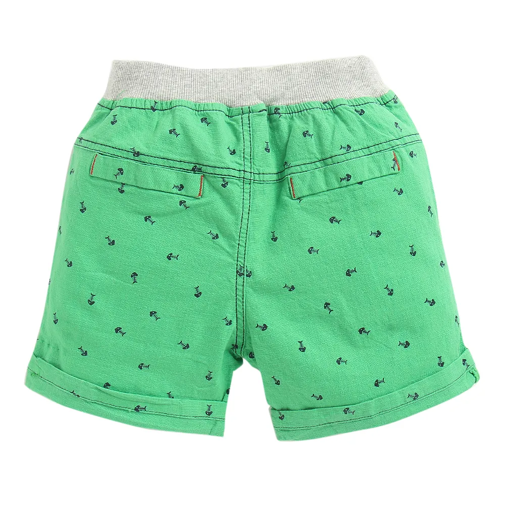Toddler Boy 'Fish' Shorts