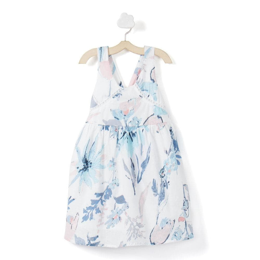 Baby Girl 'Adorabale Art' Dress