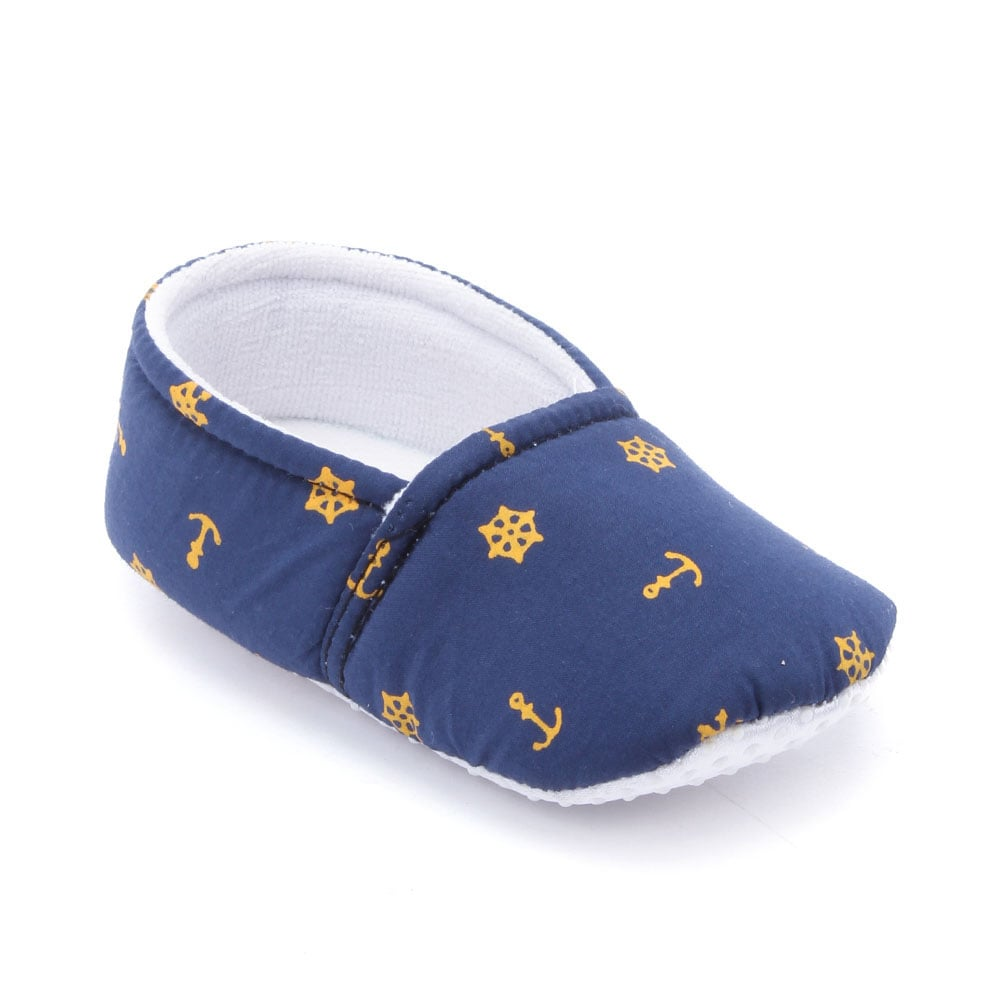 Baby Boy 'Nautical' Shoes