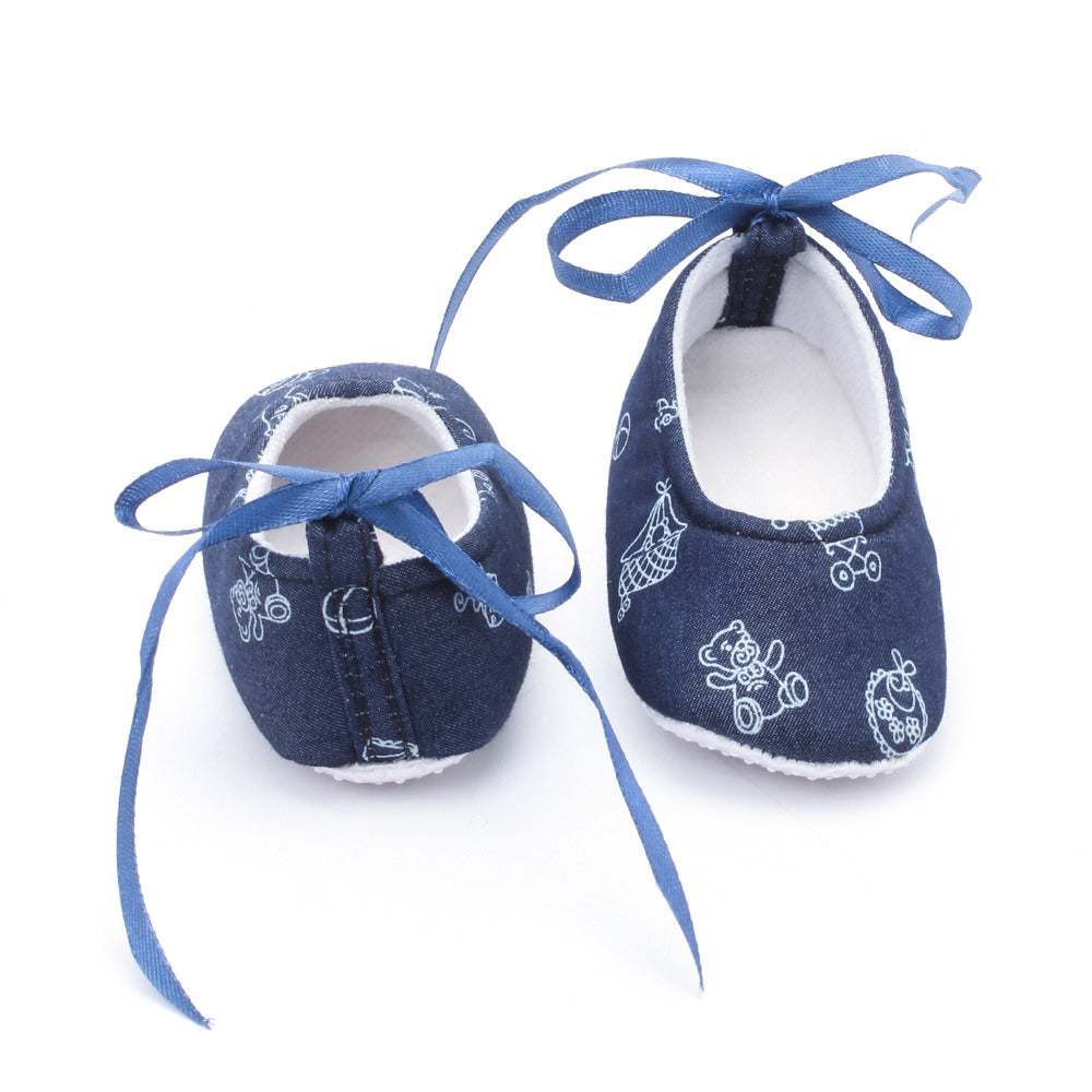 Baby Girl 'All my Toys' Shoes