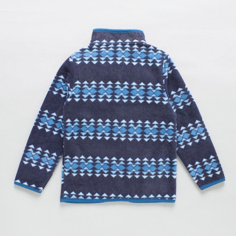 Toddler Boy 'Triangle' Jacket