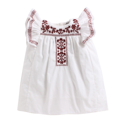 Baby Girl 'Summer Flow' Dress