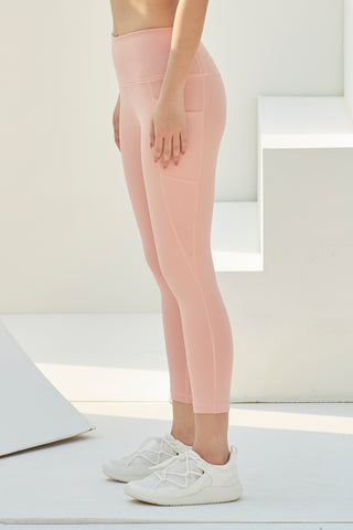 Astra Capri in Blush