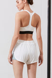 Bliss Short in White