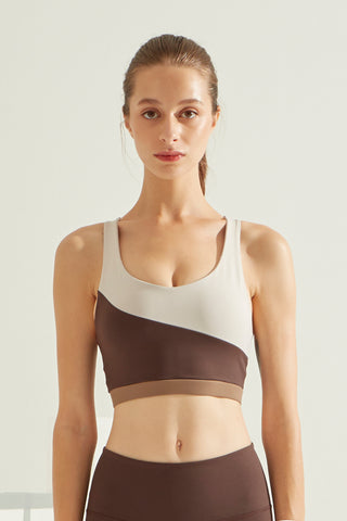 Chloe Bra in Brown