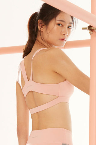 Eve Bra in Blush