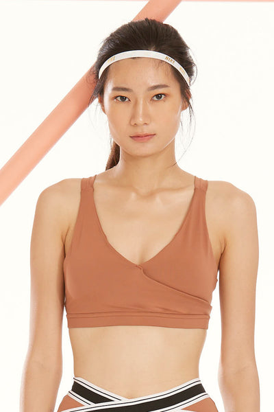 Eve Bra in Mocha