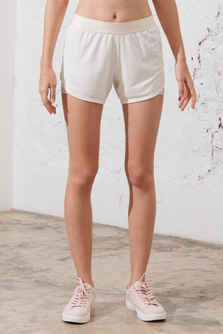 GN Runner Short in White