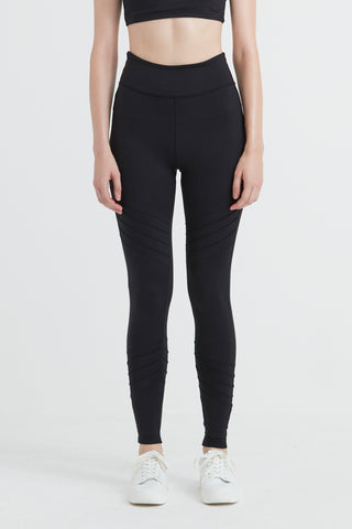 Jett Moto Legging in Black