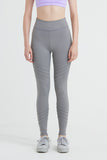 Jett Moto Legging in Grey