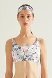 June Tri-Bra in Floral