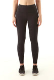 Classic Moto Legging in Black