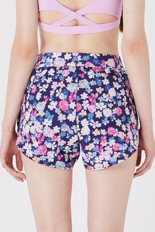 Octa Short in Floral Party