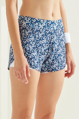 Octa Short in Navy