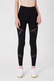 On Track Leggings in Black