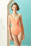Lana One-Piece in Orange