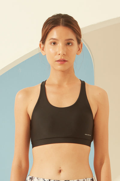 Palette Bra in Black