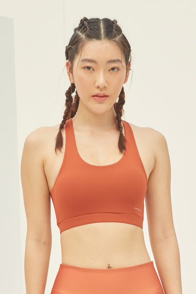 Palette Bra in Ginger