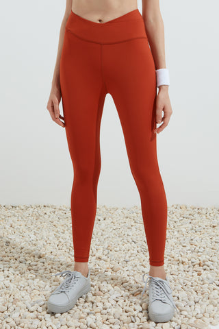Purpose Legging in Fire