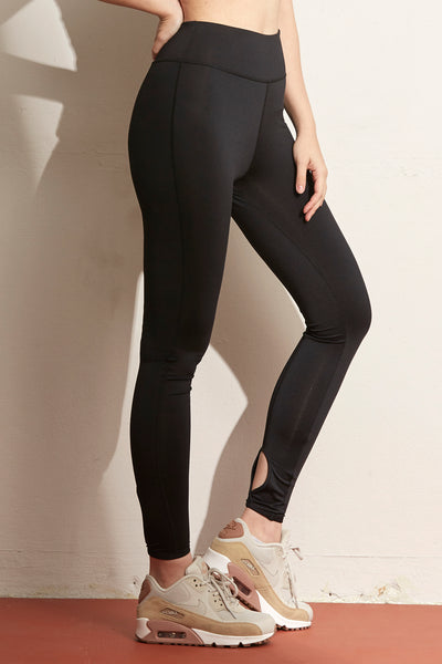 Rati Cut-out Legging in Black