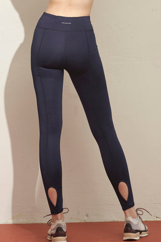 Rati Cut-out Legging in Navy