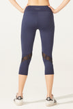 Reese Lacey Capri in Navy