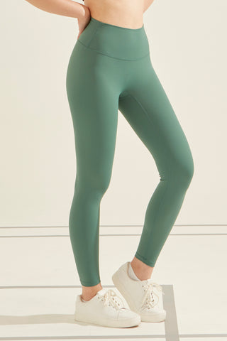 Butter-Soft Legging in Green
