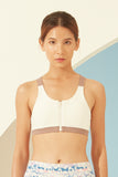Speed Bra in White