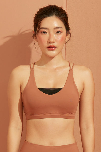Tata Bra in Mocha