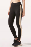 Tess Moto Legging in Black