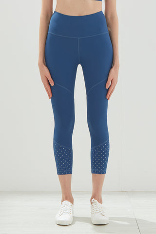 Twinkle Capri in Navy