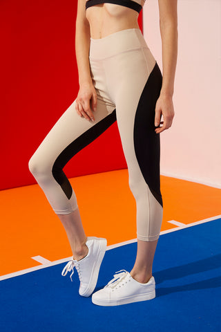 Gigi Two-tone Capri