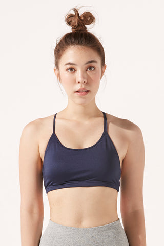 Heroine Bra in Navy