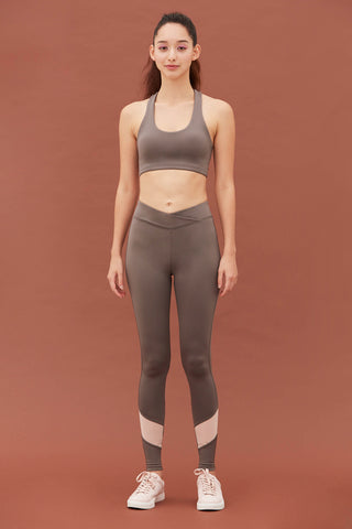 Iris Legging in Grey