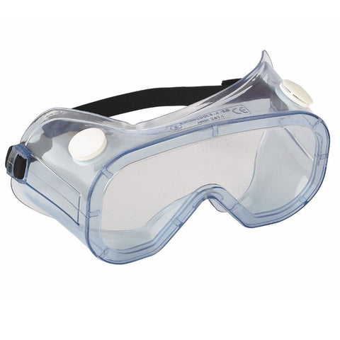 Proforce  FP02 Clear Poly Carbonate Lens Safety Goggles - RUFTUF