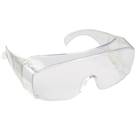 Proforce  FP03 Clear Poly Carbonate Lens Safety Goggles - RUFTUF