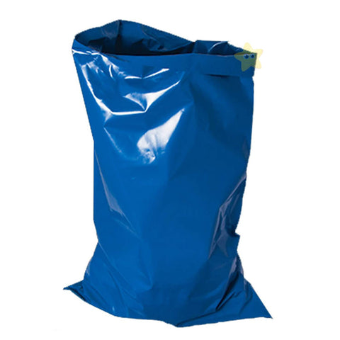High Strength Black or Blue Rubble Sacks - Pack of 100