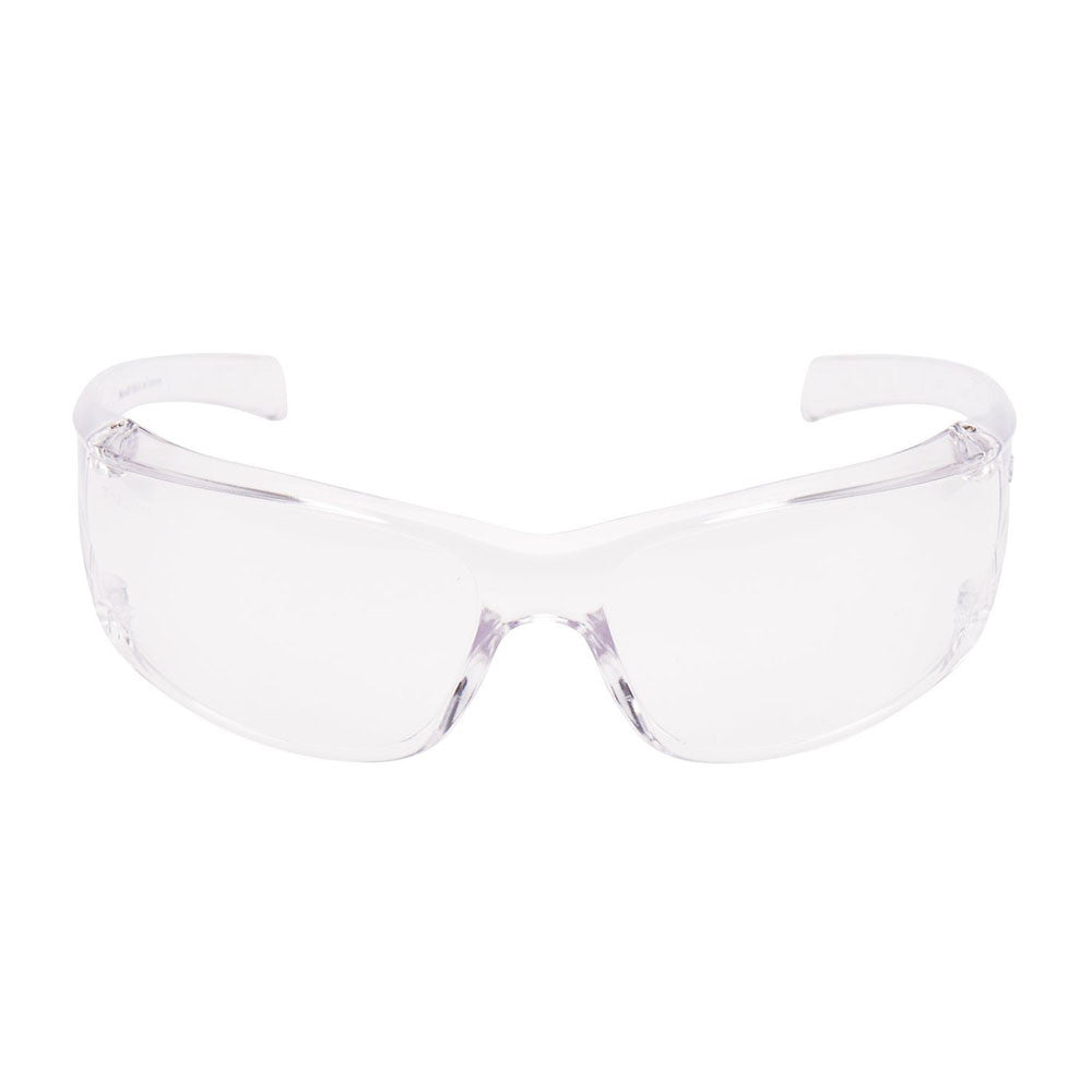Safety Spectacle Clear Lens Eye Protection Polycarbonate Glass - RUFTUF