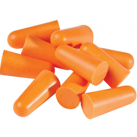 Individually Packed Soft PU Foam Noise Protection Ear Plugs - RUFTUF