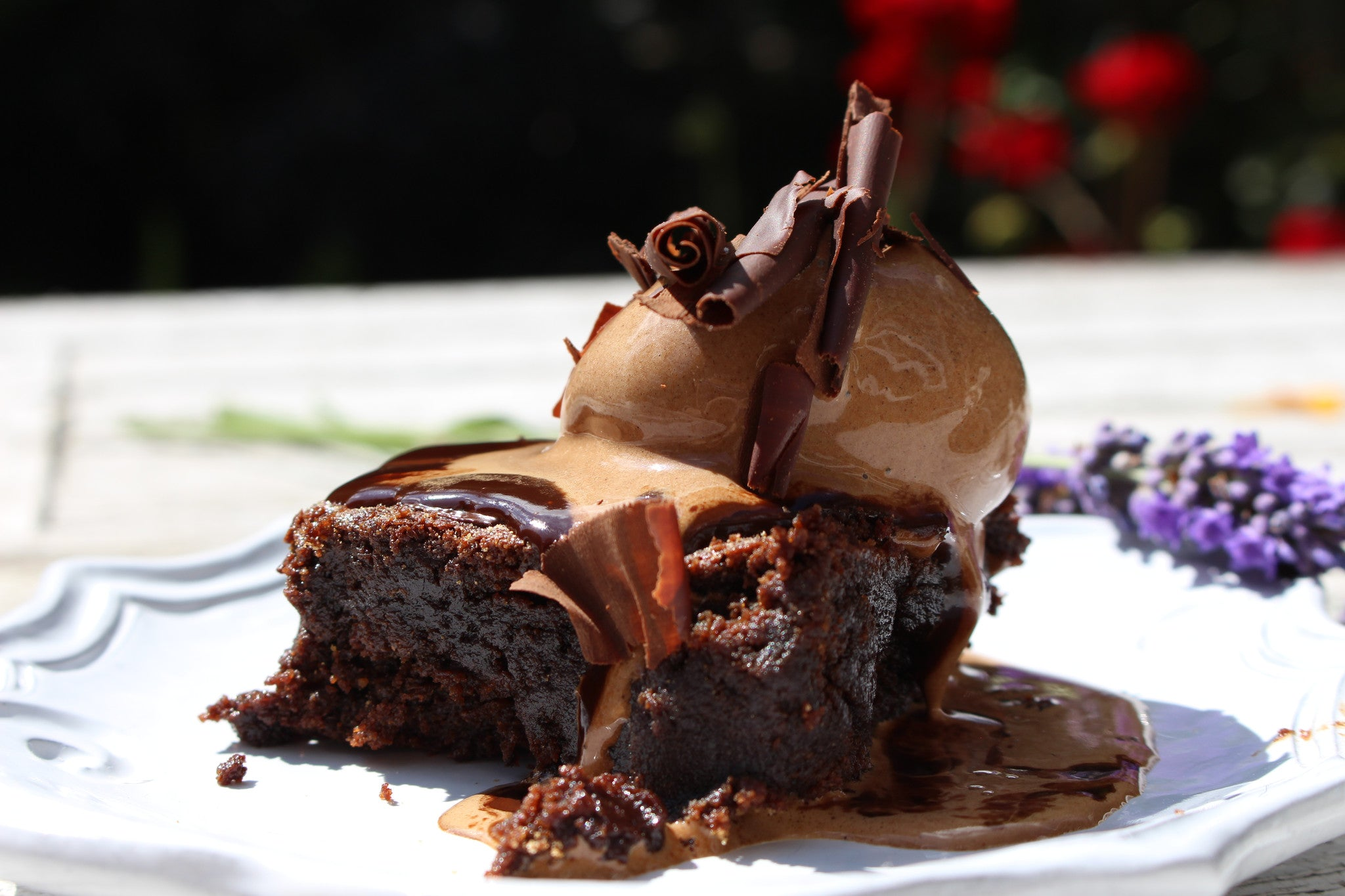Deep Chocolate Brownie