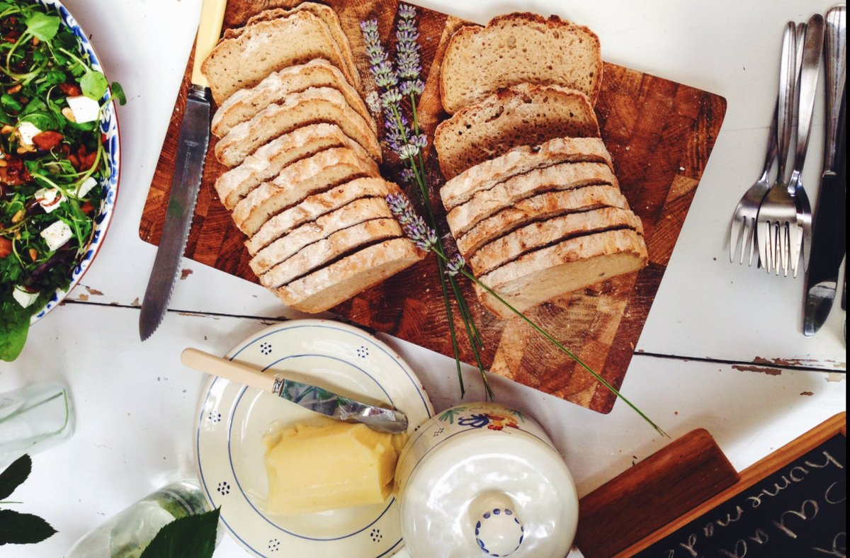 Our award-winning gluten-free bread recipe kit