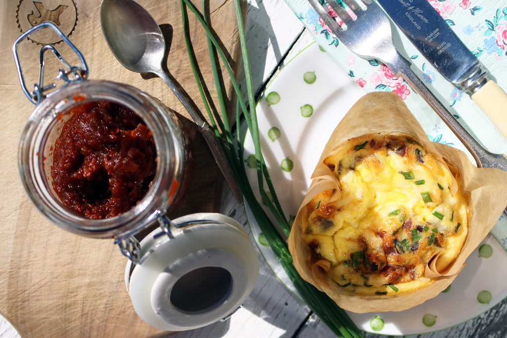 Breakfast Frittata Muffin