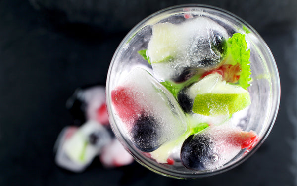 Fruity Iced Water