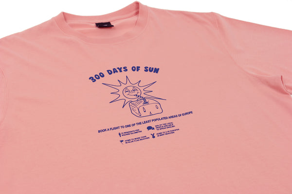 300 days t-shirt. Selva Apparel is a streetwear brand from Algarve , Portugal  Free Shipping WORLDWIDE