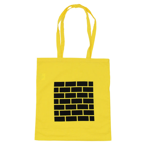 Bricks Logo Tote Bag