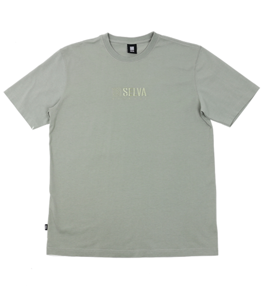 Horizontal Logo T-Shirt 100% Organic Washed Cotton. Selva Apparel is a streetwear brand from Algarve , Portugal.  offers Free Shipping WORLDWIDE